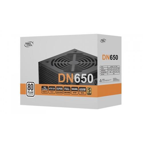 Nguồn DEEPCOOL DN650 650W - 80 Plus 230V