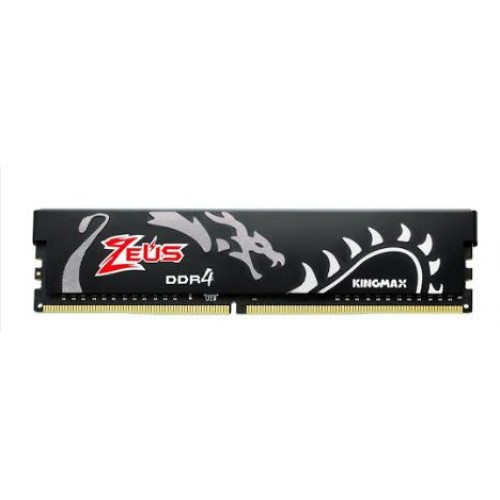 Ram KingMax 8GB DDR4 Bus 2666 HEATSINK (Zeus)