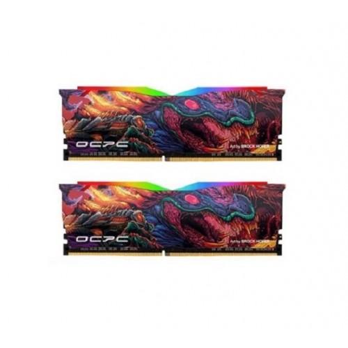 Ram OCPC DDR4 X3treme Aura RGB 3600 C17 16GB (8x2) Dragon Limited