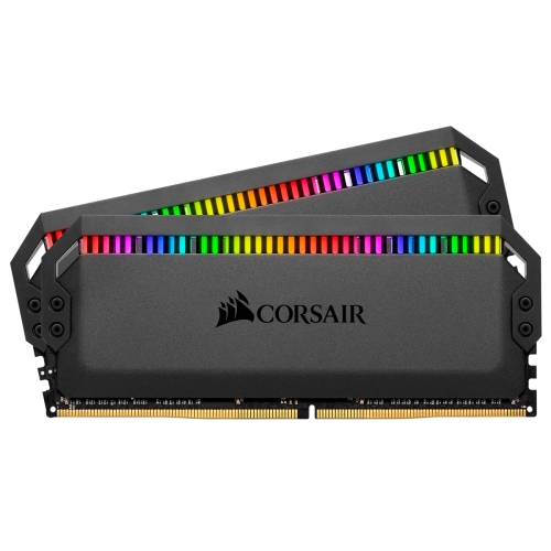 Corsair Dominator Platinum RGB (2x8) 16GB Bus 3200 C16 only Intel