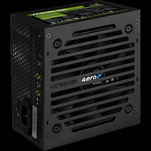 Nguồn AEROCOOL VX PLUS 500W 230V N-PFC