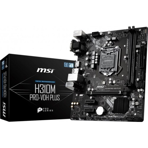 Mainboard MSI H310M PRO-VDH PLUS