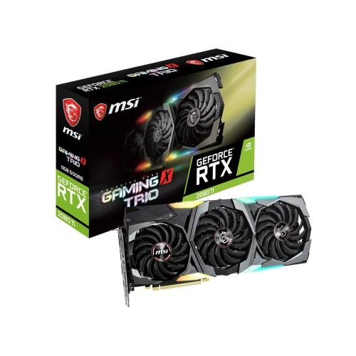 MSI GeForce RTX 2080Ti 11GB Gaming X TRIO