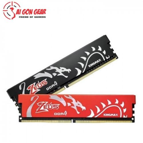 RAM MÁY TÍNH DDR4  KingMax  16G/3000 HEATSINK (Zeus)