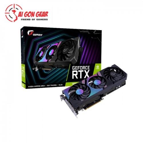 CARD MÀN HÌNH Colorful iGame GeForce RTX 3060 Ti Ultra OC-V