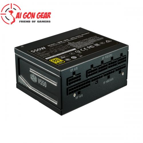 Nguồn máy tính V SFX Gold 550W A/EU Cable(chính hãng)