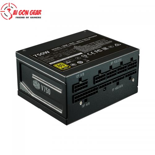 Nguồn máy tính : V SFX Gold 750W A/EU Cable