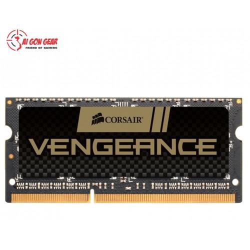 Ram máy tính Corsair DDR3, 1600MHz 8GB 1x204 SODIMM(Chính hãng)