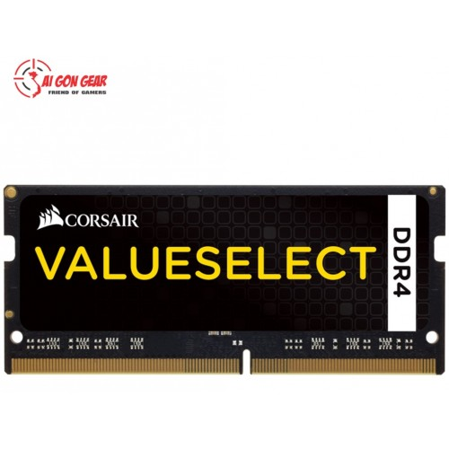 Ram máy tính Corsair DDR4, 2133MHZ 4GB 1x260 SODIMM(Chính hãng)