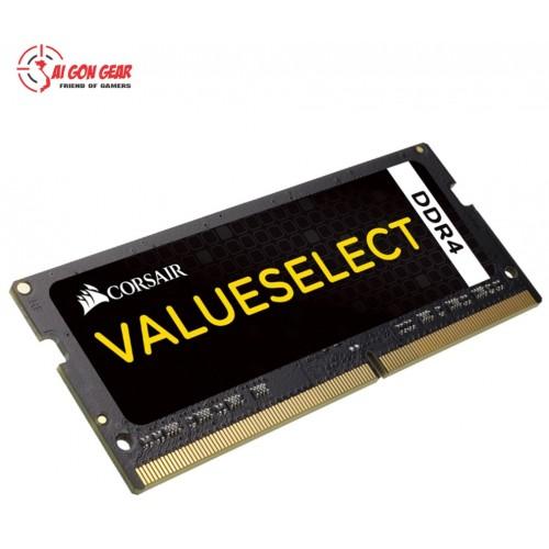 Ram máy tính Corsair DDR4, 2133MHZ 8GB 1x260 SODIMM(Chính hãng)