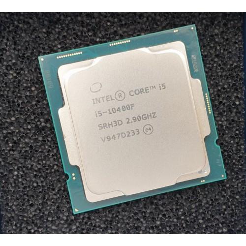 CPU Intel Core I5 10400F Tray New Không Fan BH 36TH