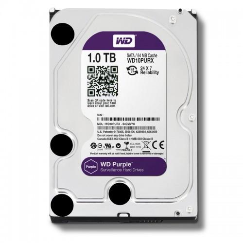 Ổ cứng HDD Western Purple 1TB SATA3