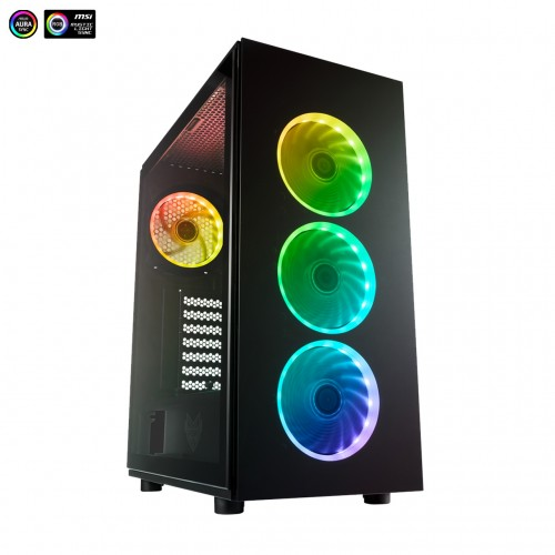 Case FSP CMT340 Addressable RGB Mid-Tower