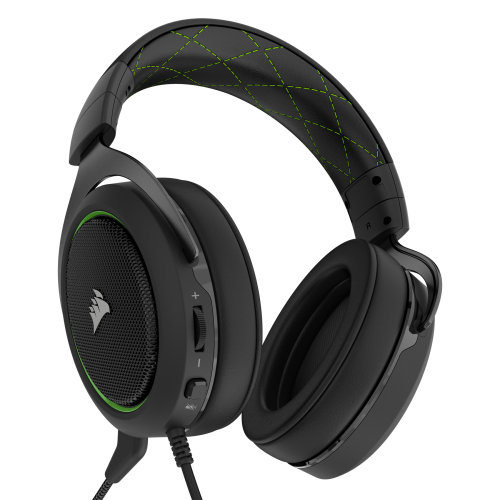 Corsair HS50 Stereo Gaming Green