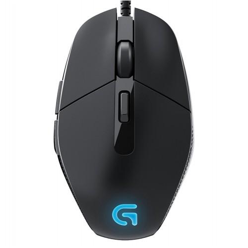 Chuột gaming Logitech G302 (Đen)
