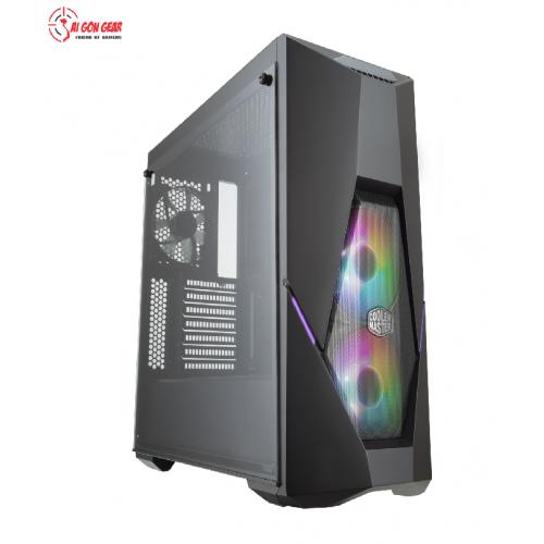 case máy tính : MASTERBOX K500 TG ARGB