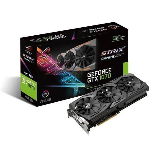 ASUS GeForce GTX 1070 8GB ROG Strix OC