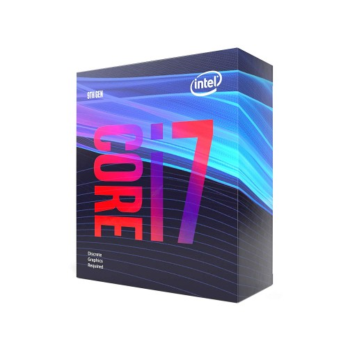 CPU Intel Core I7 9700F Box Chính Hãng