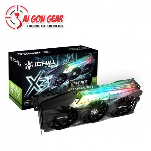 Card Đồ Họa INNO3D GeForce RTX 3090 ICHILL X3