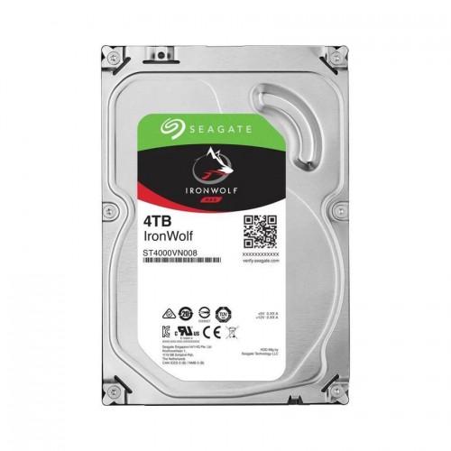 Ổ cứng HDD Seagate IRONWOLF 4TB SATA3