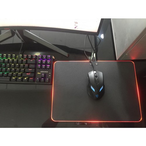 Mouse Pad led RGB