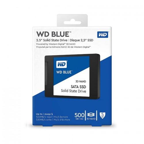 Ổ cứng SSD Western Digital Blue 500GB