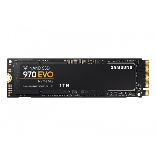 SSD Samsung 970 EVO PCIe NVMe M.2 2280 1TB (MZ-V7E1T0BW)