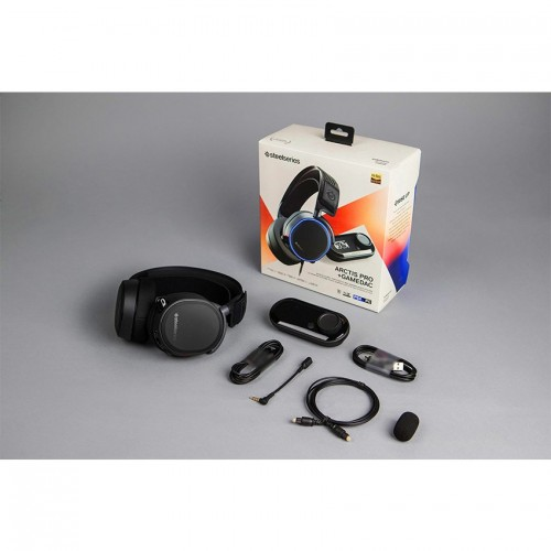 Tai nghe Steelseries Arctis Pro with GAMEDAC Black/White