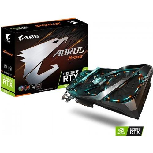 Card màn hình GIGABYTE AORUS GeForce RTX 2080 Ti XTREME 11G