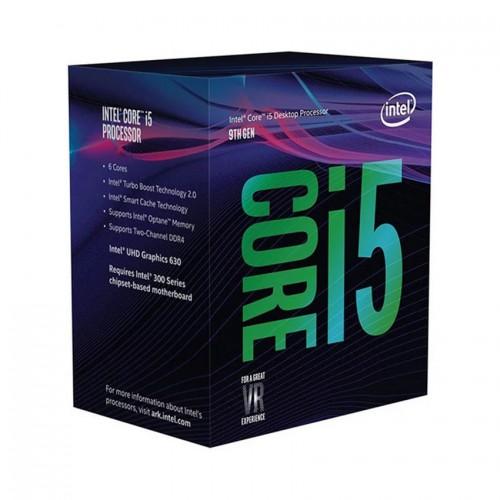 CPU Intel Core I5 9400 Box nhập