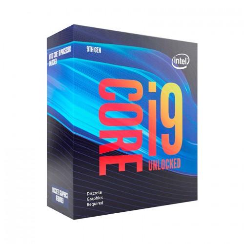 CPU Intel Core I9 9900KF Box nhập BH 36TH