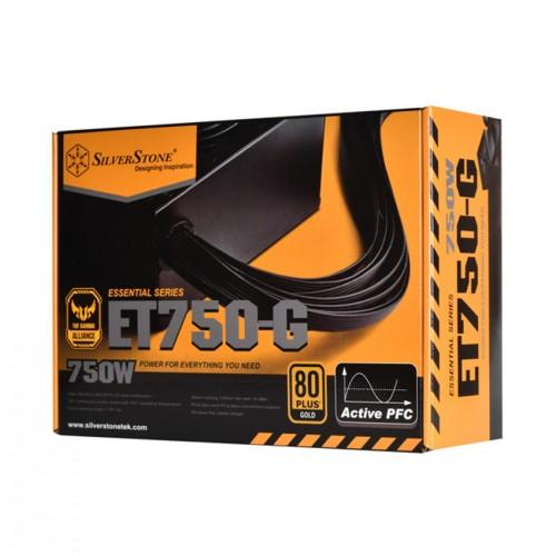 Nguồn máy tính SilverStone SST-ET750-G ASUS TUF Gaming