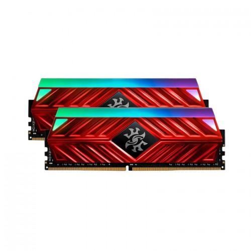 RAM ADATA DDR4 XPG SPECTRIX D41 16GB (2x8G) 3000 RED RGB