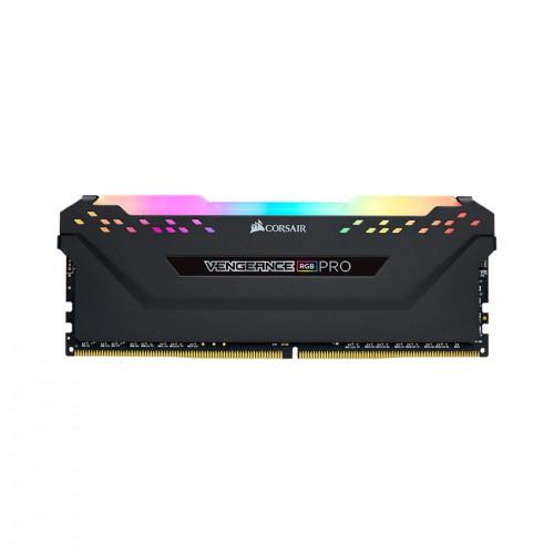 Ram CORSAIR Vengeance PRO RGB LED 8GB DDR4 Bus 3000