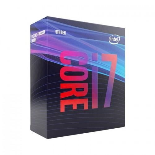 CPU Intel Core i7 9700F Box nhập