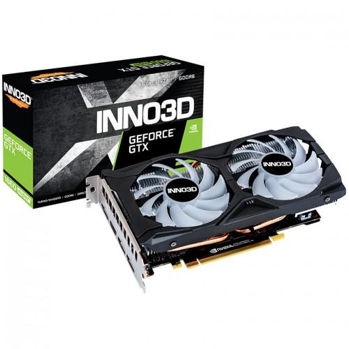 Card màn hình INNO3D GTX 1660 Super TWIN X2 OC RGB 6GB GDDR6