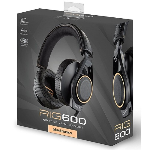 Plantronics RIG 600 - HIGH-FIDELITY GAMING HEADSET
