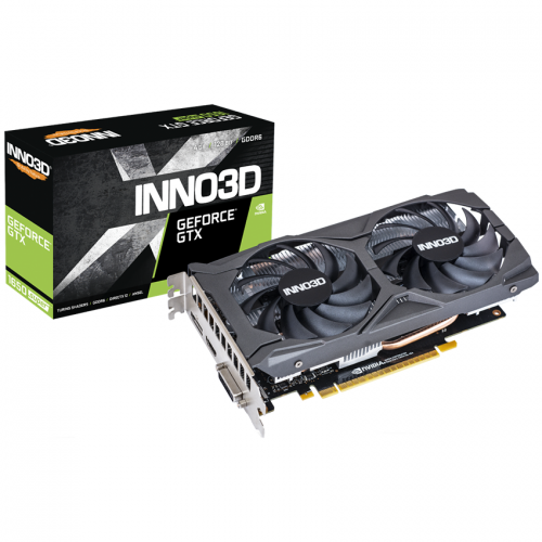 Card màn hình INNO3D GEFORCE GTX 1650 SUPER TWIN X2 OC 4GB