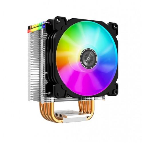 Tản nhiệt khí CPU RGB Jonsbo CR-1400 + dây syn giúp tản khí đổi màu theo fan led