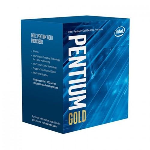 CPU Intel Pentium Gold G6400 Box Chính Hãng