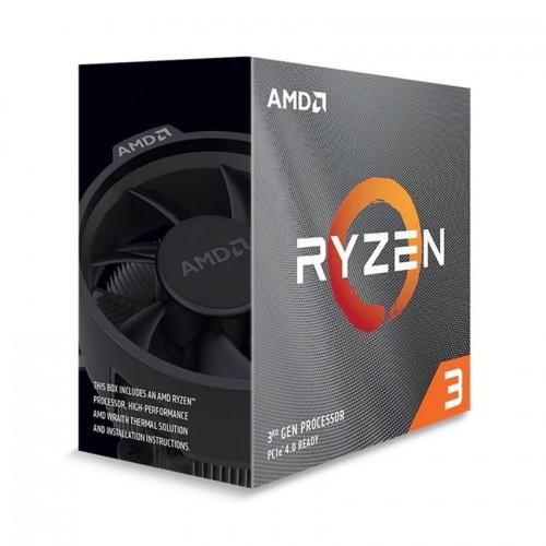 CPU AMD Ryzen 3 3100 Box Chính Hãng