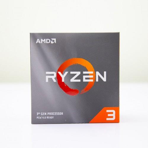 CPU AMD Ryzen 3 3300X Box Chính Hãng