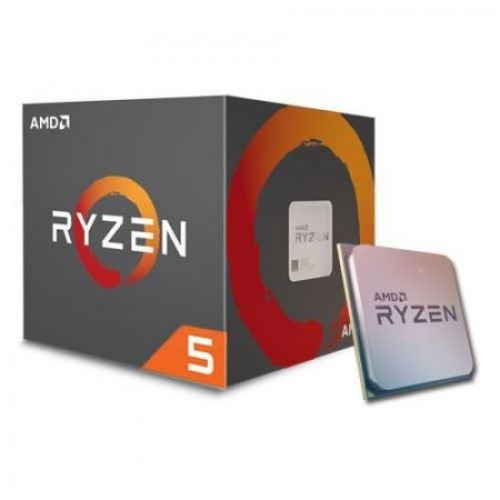 AMD RYZEN 5 2600X 6-Core 3.6 GHz (4.2 GHz Max Boost) Socket AM4