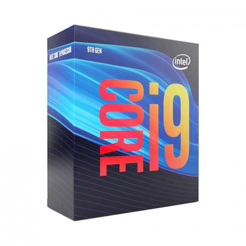 CPU Intel Core i9-9900 (3.1GHz turbo up to 5.0Ghz, 8 nhân 16 luồng, 16MB Cache, 65W) - LGA 1151-v2