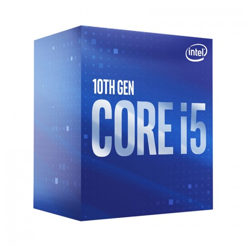 CPU Intel Core I5 10400F Box Nhập BH Intel 36TH