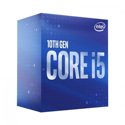 CPU Intel Core I5 10400F Box Chính Hãng