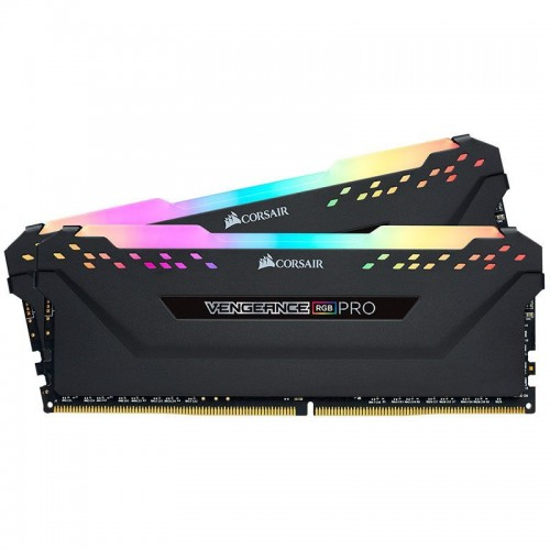 CORSAIR Vengeance RGB PRO 16GB (2 x 8GB) DDR4 3200MHz CL16 Memory Kit