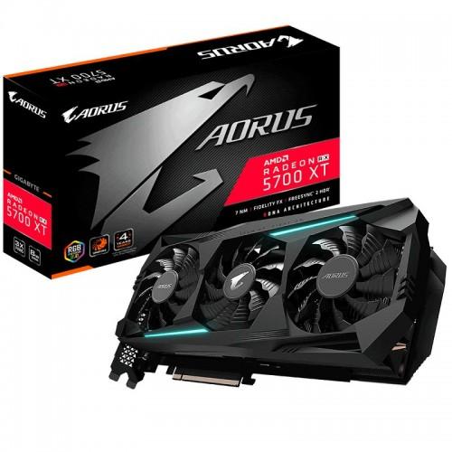 Card màn hình GIGABYTE Radeon RX 5700xt GAMING OC 8G