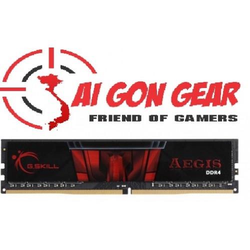 RAM Desktop G.Skill 16GB DDR4 Bus 3000MHz F4-3000C16S-16GISB