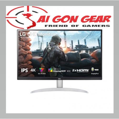 Màn hình LG 27UP600-W (27inch/UHD/IPS/60Hz/5ms/320nits/HDMI+DP+Audio/Freesync)